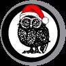 Weidman Gallery Logo (Owl)