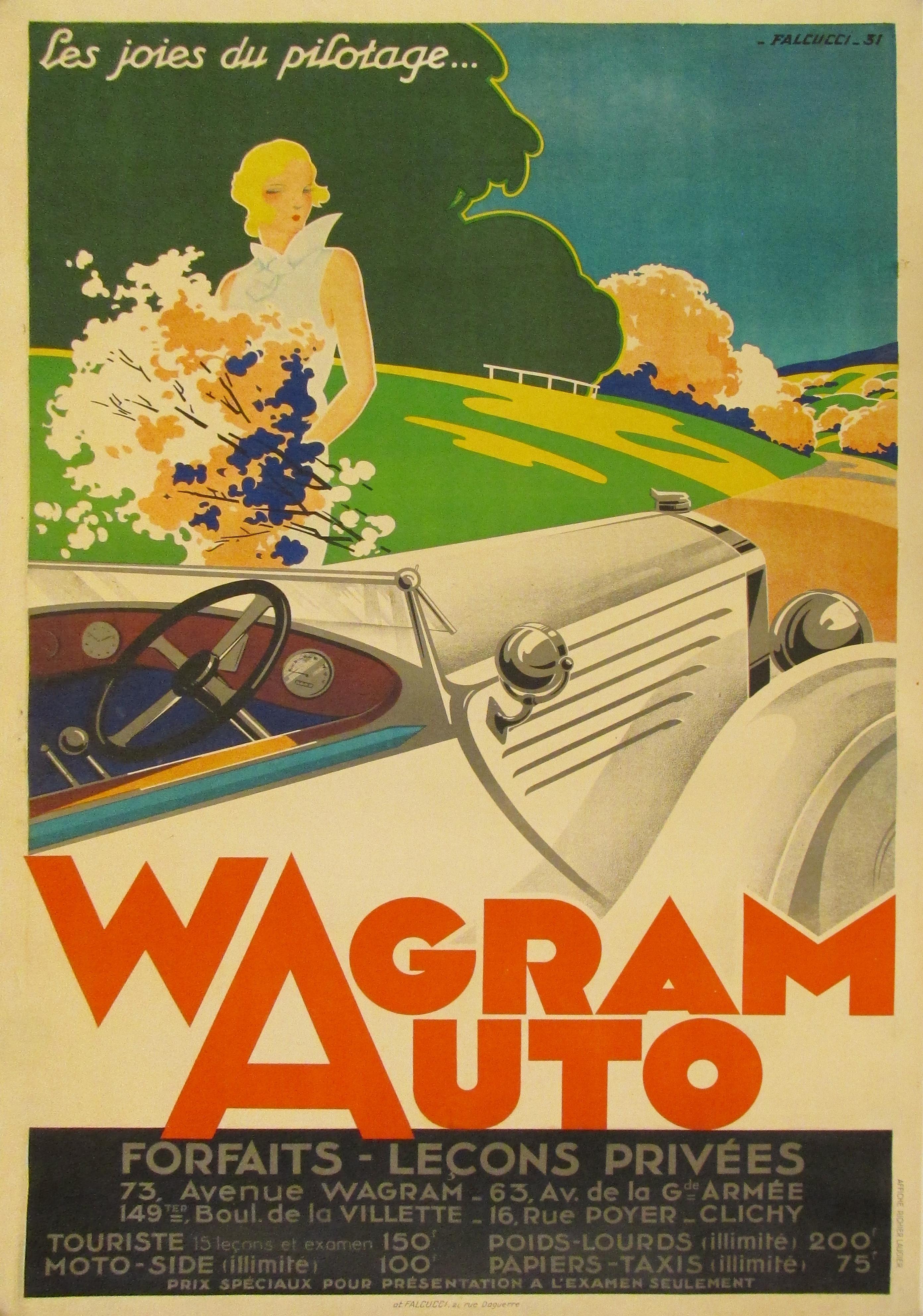 Image of Wagram Auto - WG00003