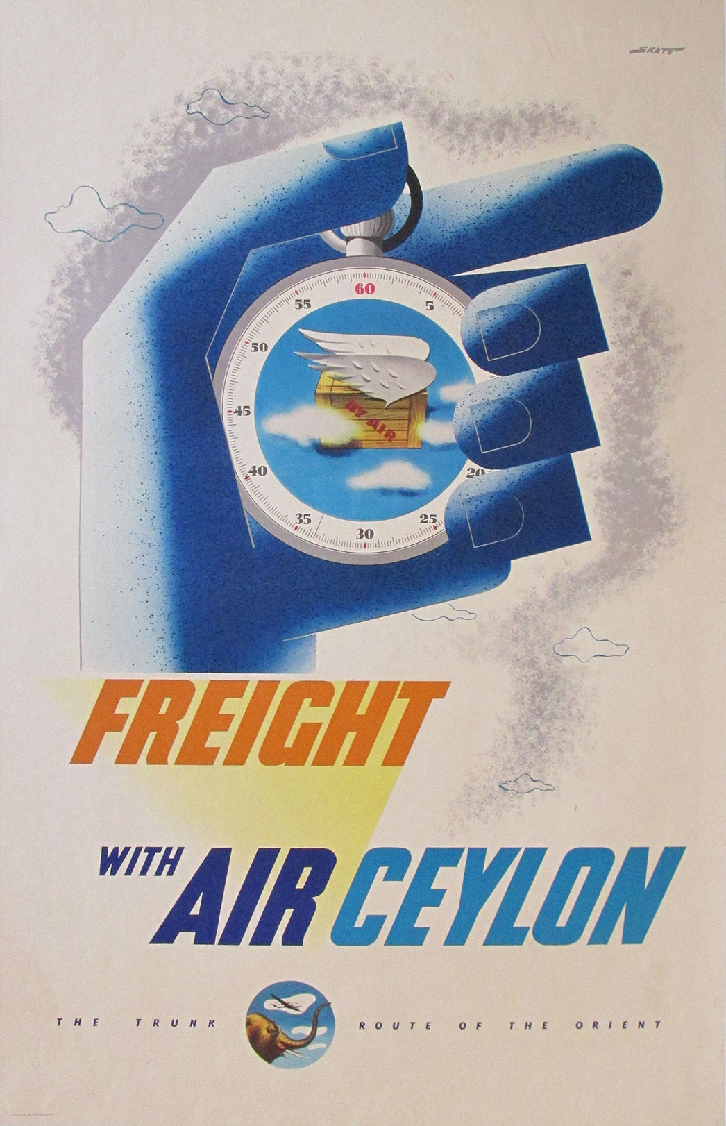 Image for Freight with Air Ceylon - WG00008