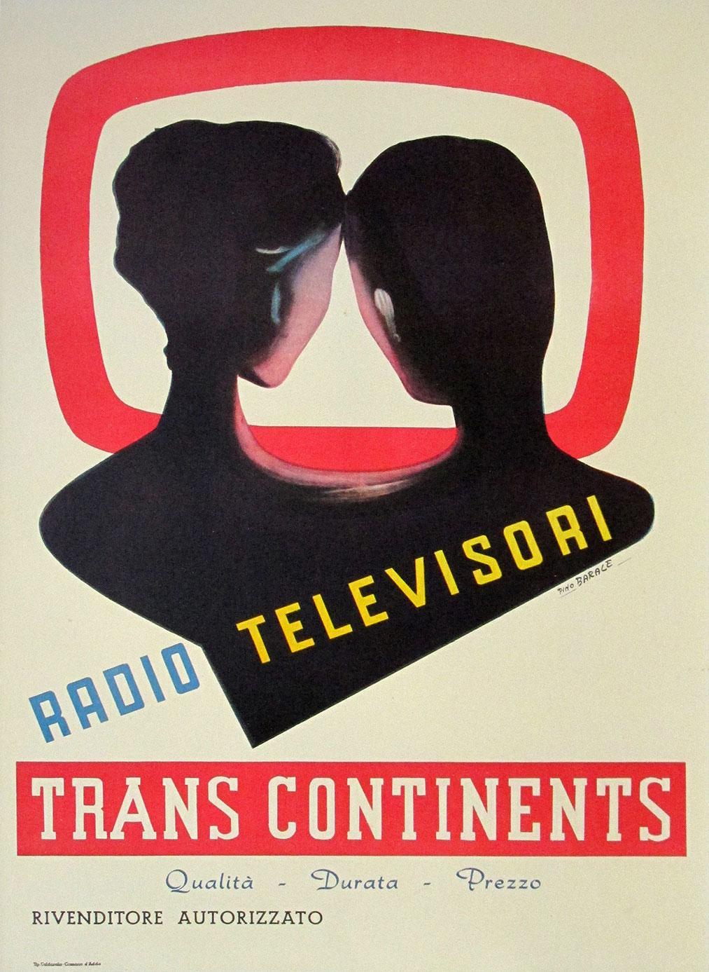 Image of Radio Televisori Trans Continents - WG00010