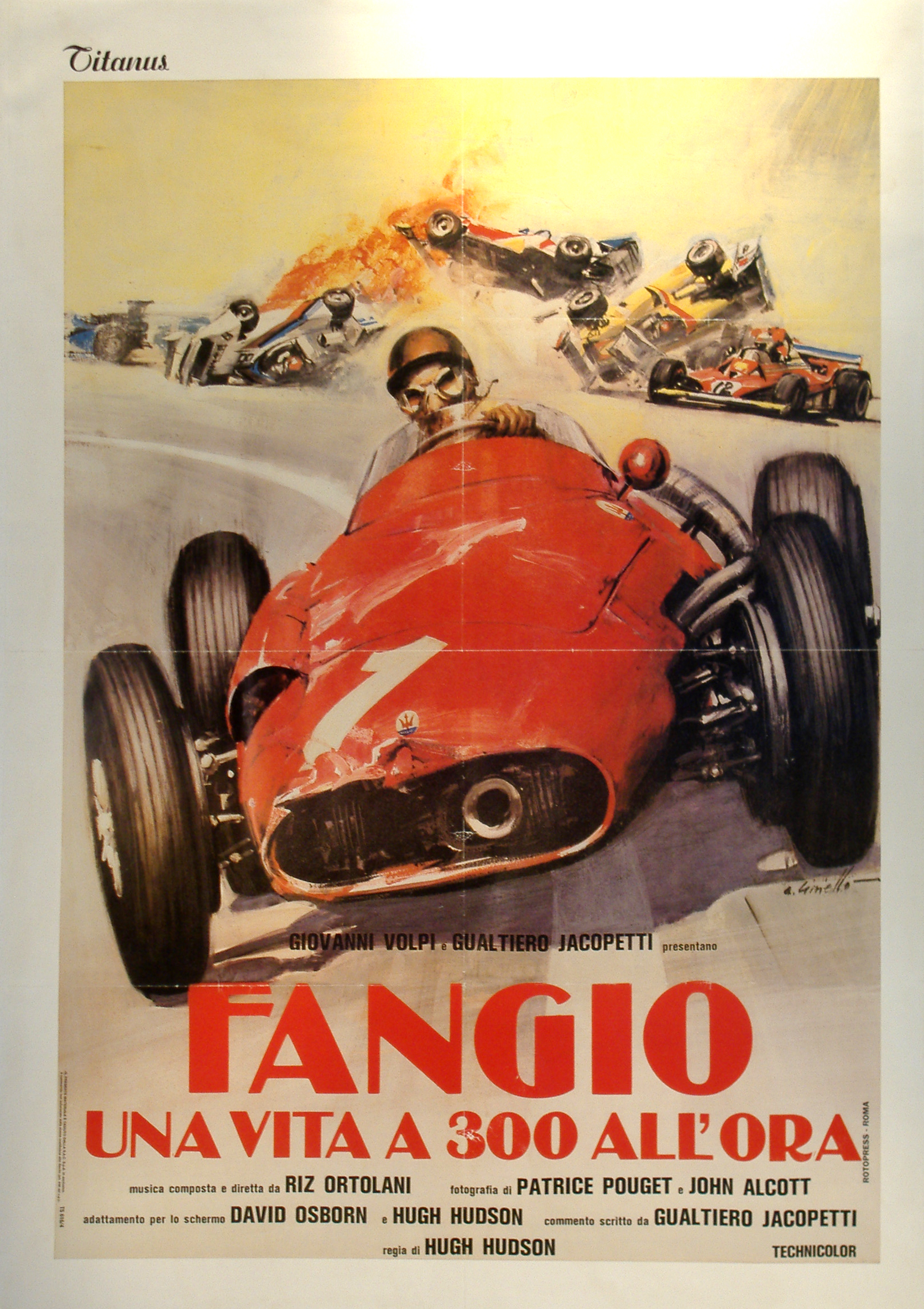 Image of Fangio - WG00036