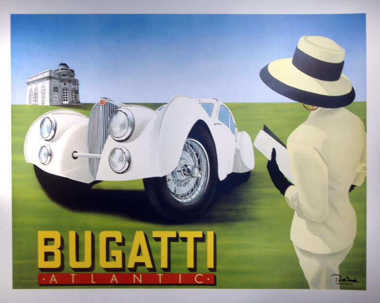 Image of Bugatti Atlantic - WG00046