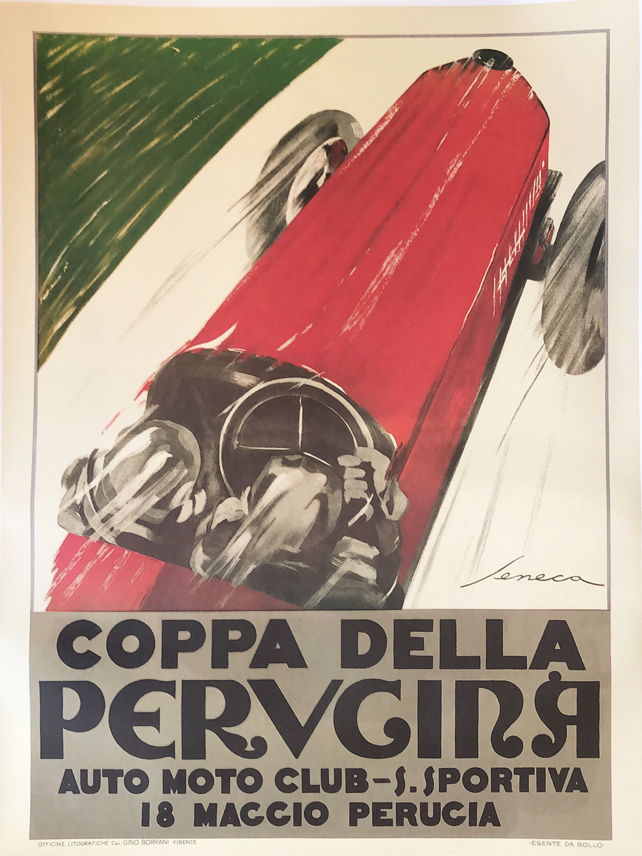 Image of Coppa Della Perugina (re-issue) - WG00049