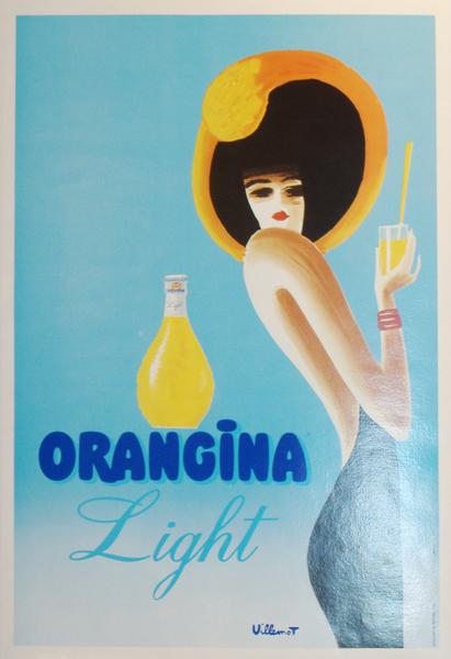 Image of Orangina Light - WG00070