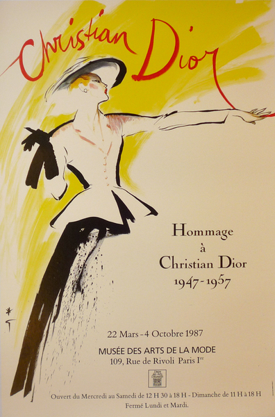 Image of Christian Dior Hommage - WG00098