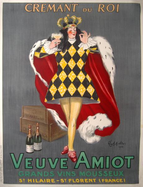 Image of Veuve Amiot - Cremant du Roi - WG00107