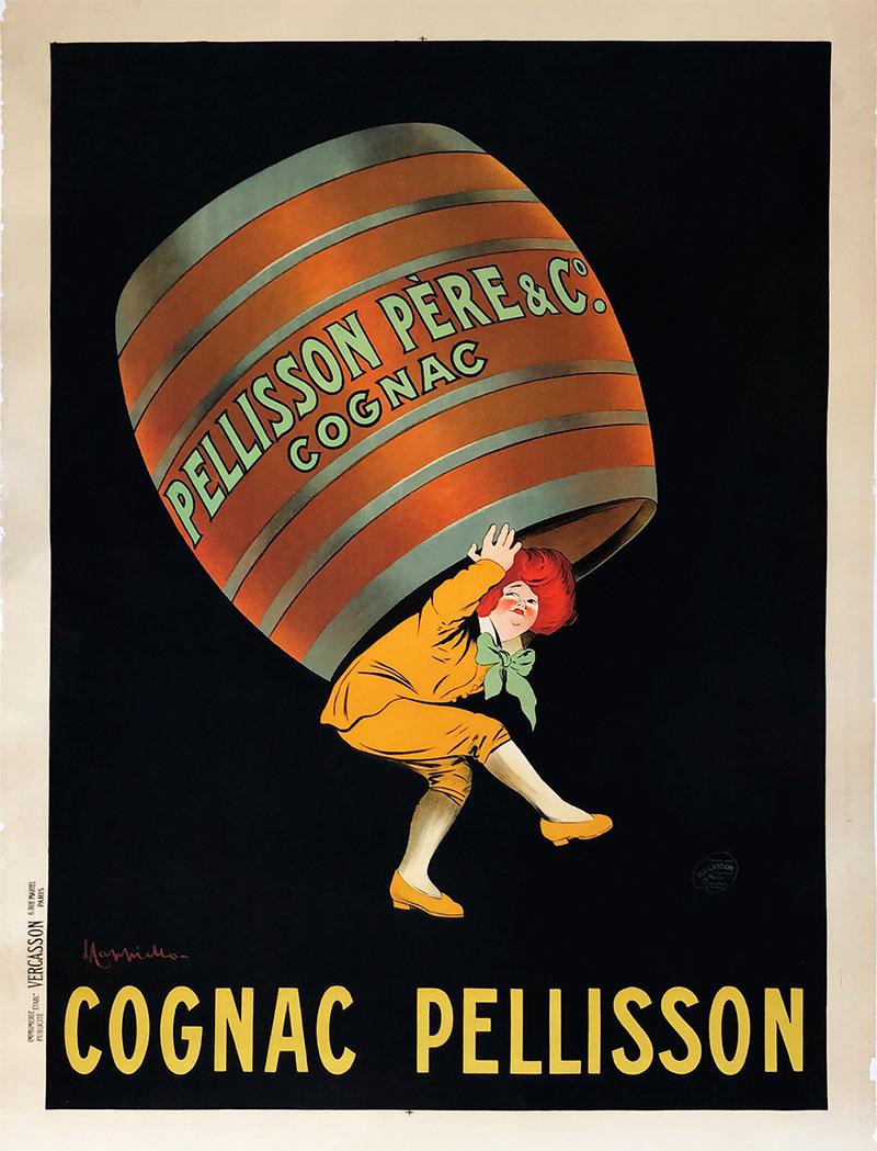 Image of Cognac Pellisson - WG00127