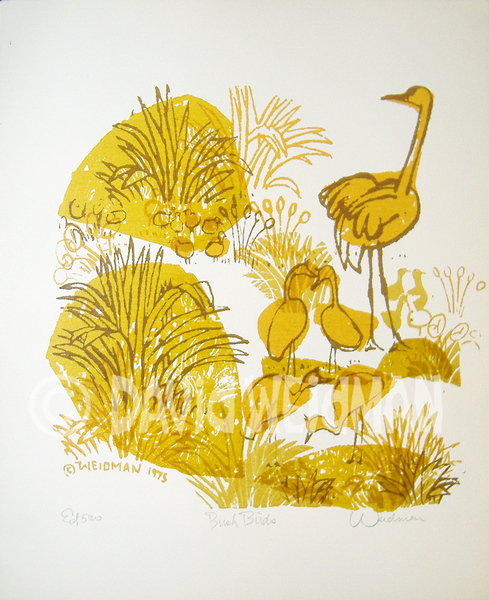 Image of Bush Birds - DW00010
