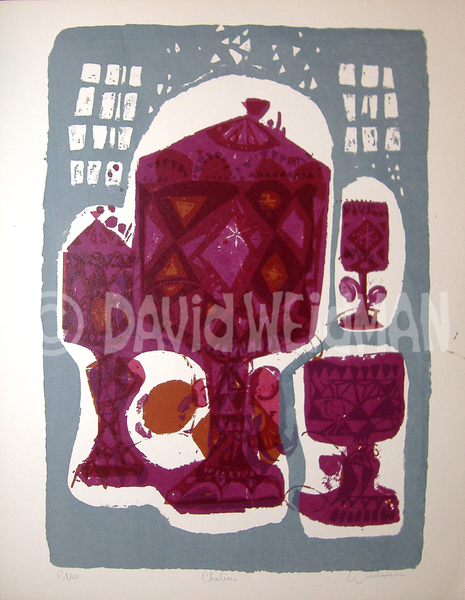 Image of Chalices (Grey/Magenta) - DW00029
