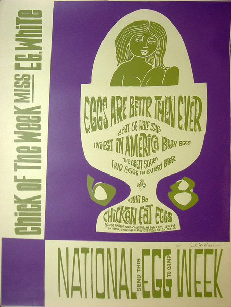 Image of National Egg Week - DW00078