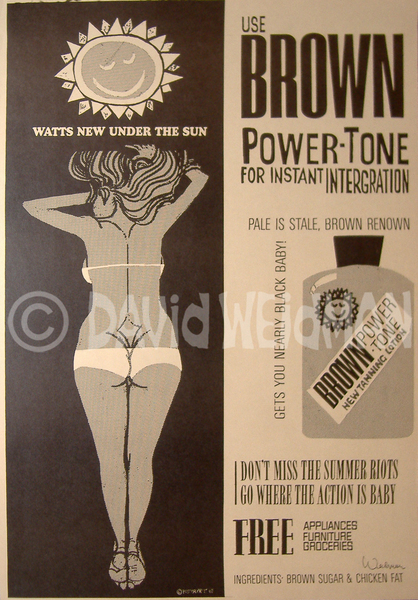 Image of Brown Power Tone - DW00080