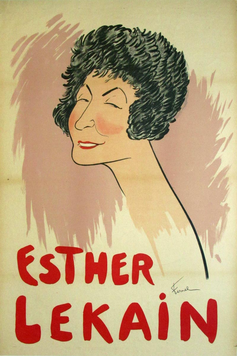 Image of Esther Lekain - JM00004