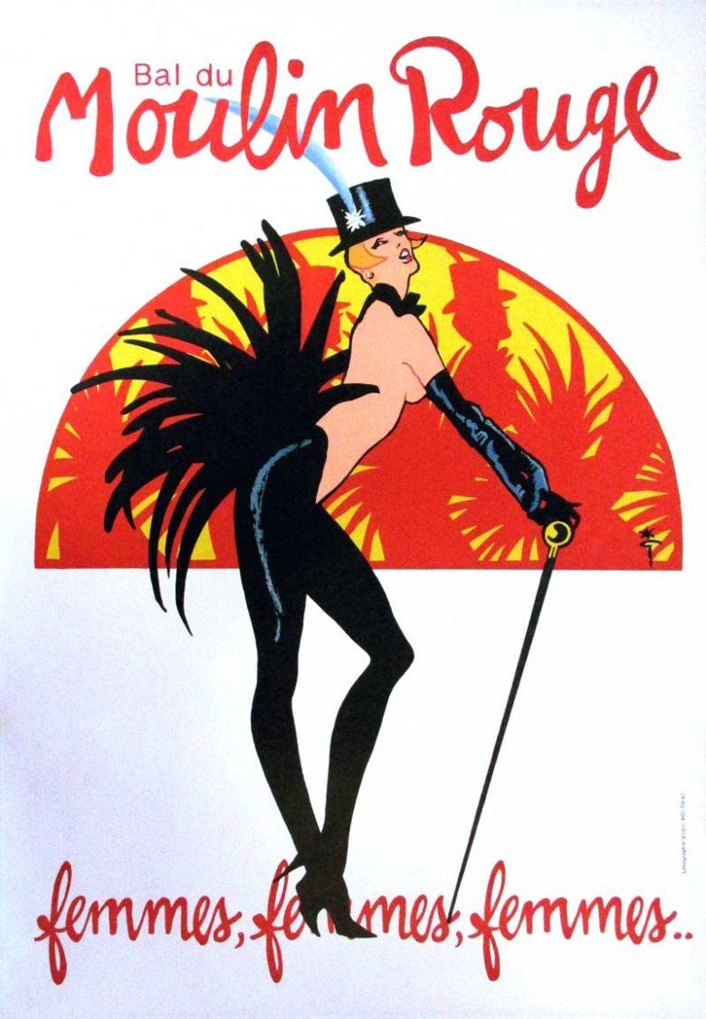 Image of Moulin Rouge - femmes, femmes, femmes - JV00009