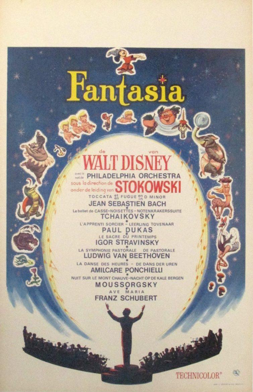 Image of Fantasia - MC00003