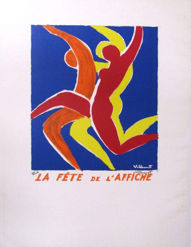 Image of La fête de l'Affiche - NIL0001