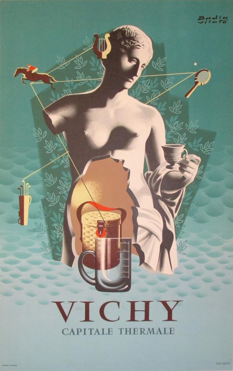 Image of Vichy - WG00068