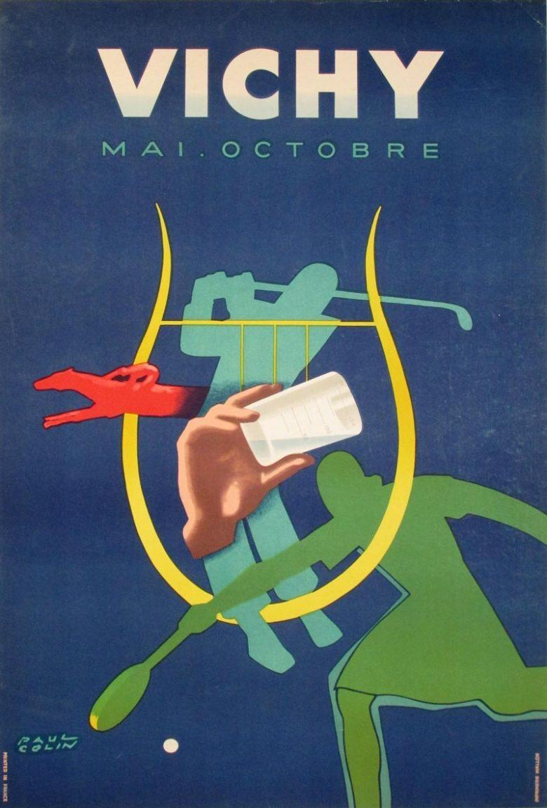 Image of Vichy - WG00069