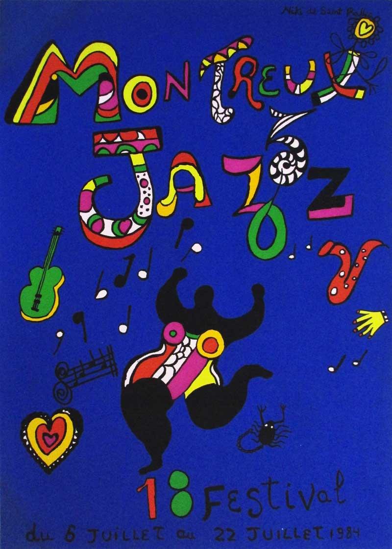Image of Montreaux Jazz Festival '84 - WG00146