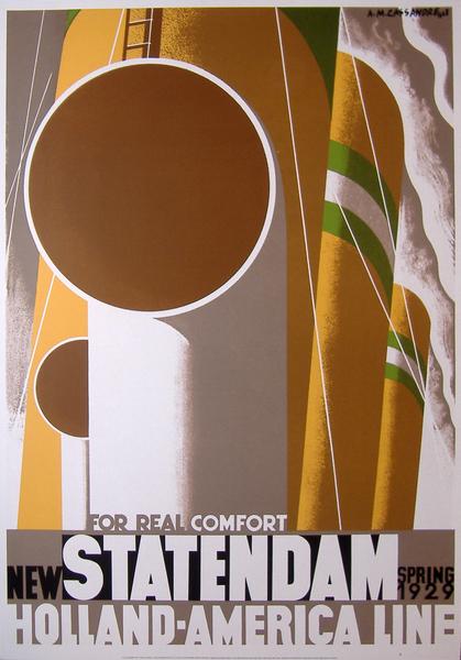 Statendam (re-issue) - WG00199