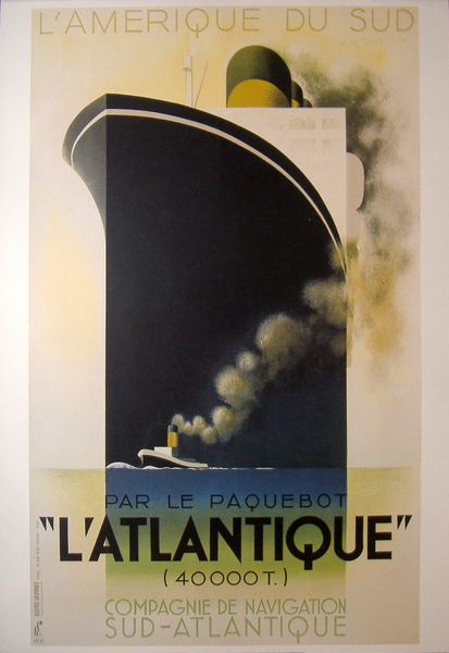 Image of L'Atlantique (re-issue) - WG00200