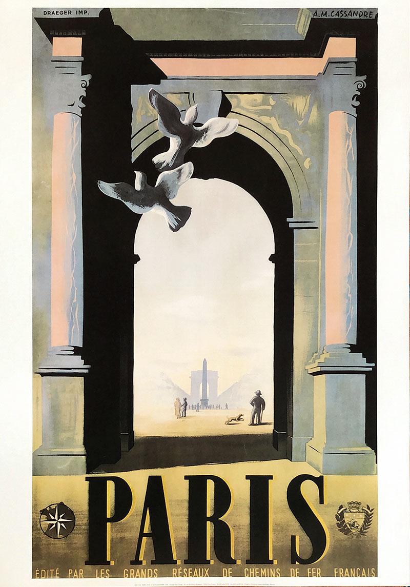 Image fo Paris (re-issue) - WG00201
