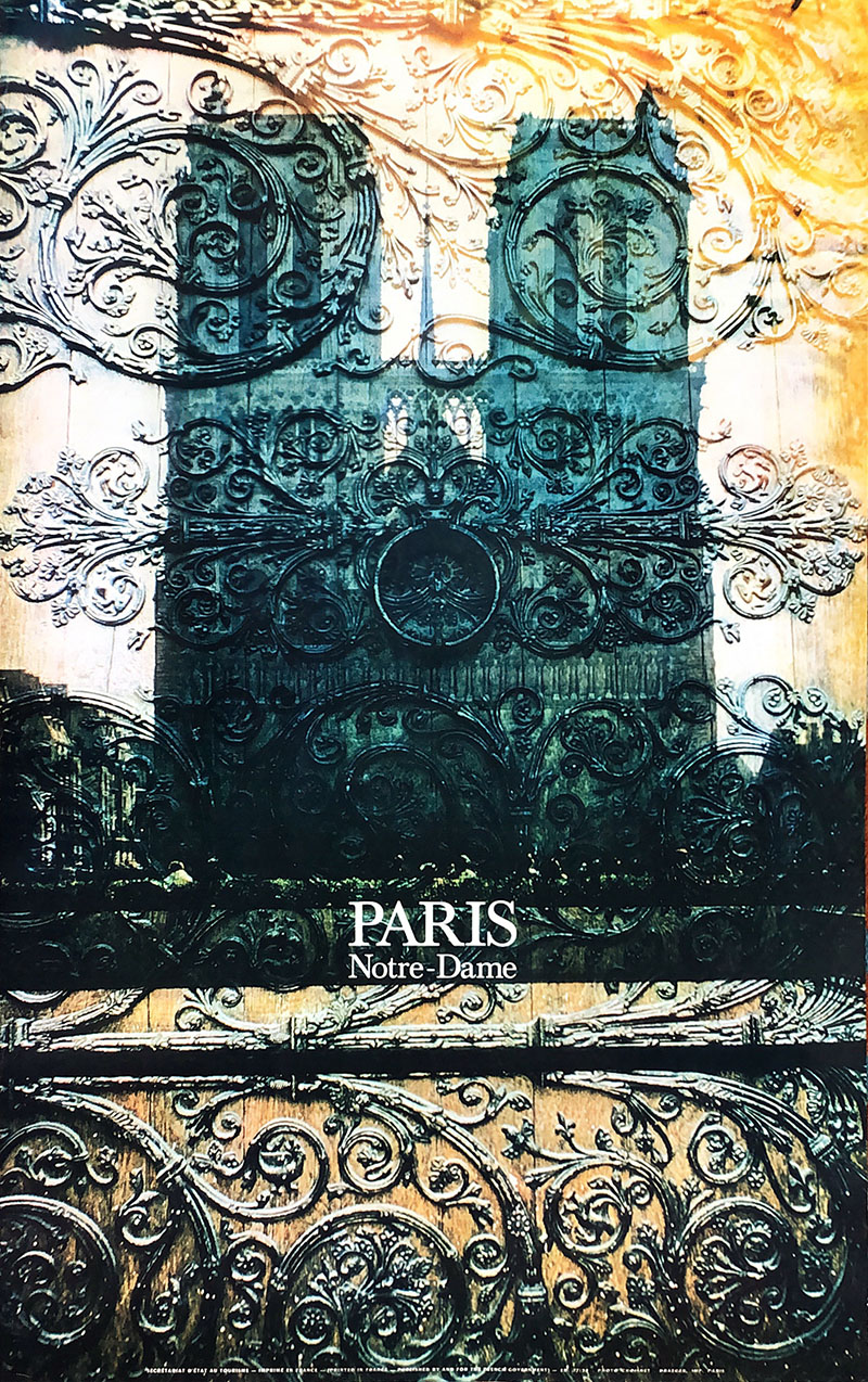 Image of France - Notre Dame - WG00206