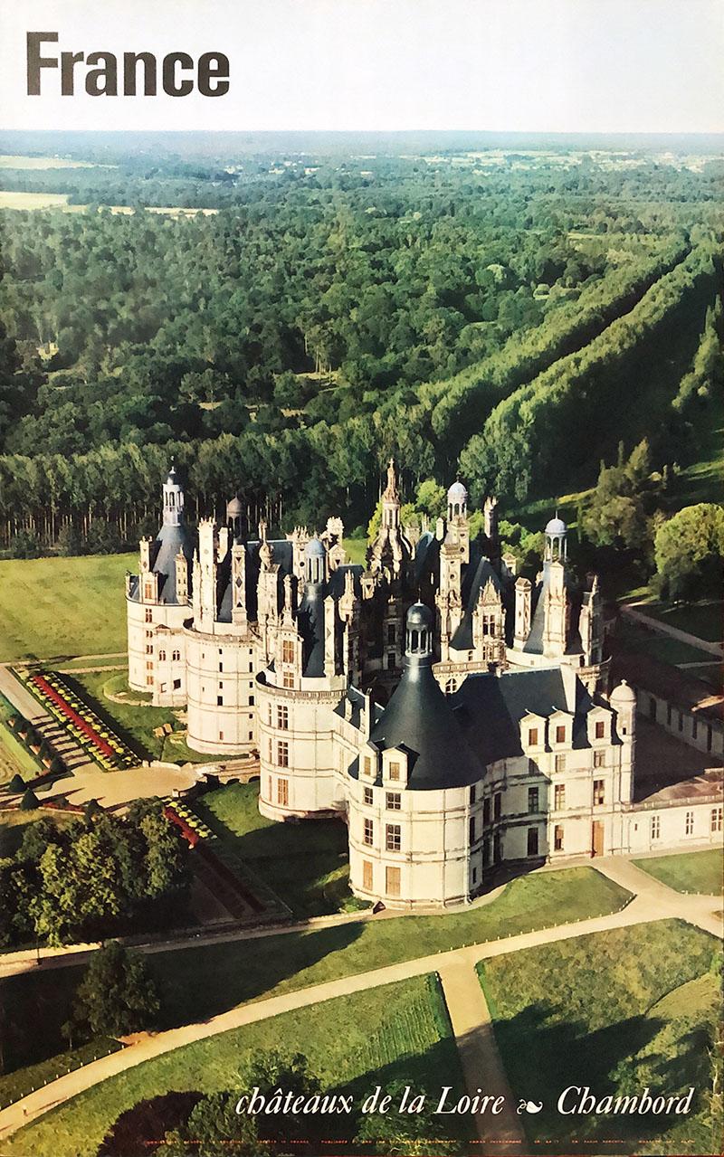 Image of France - Chateau de la Noire - Chambord - WG00207