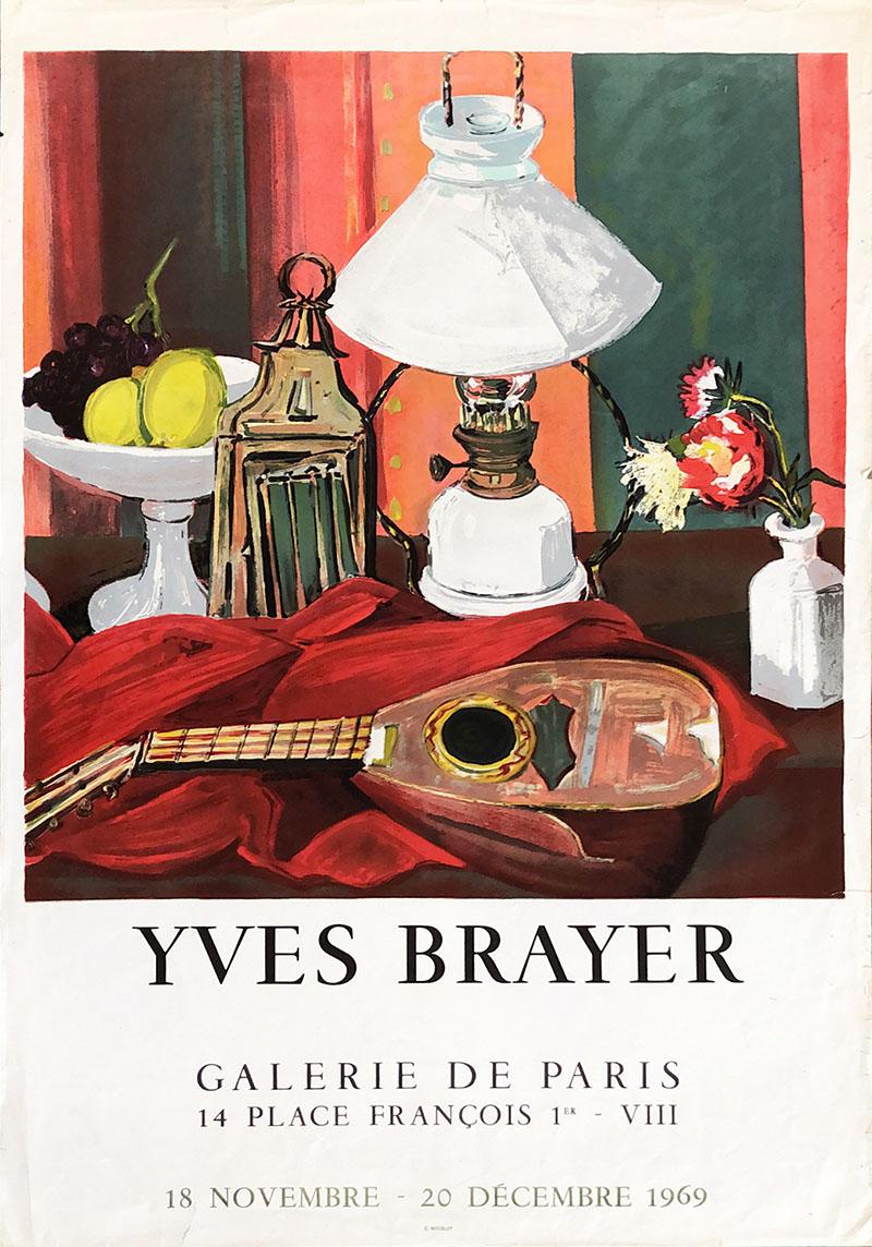 Image of Yves Brayer - Galerie de Paris (Mourlot) - WG00213