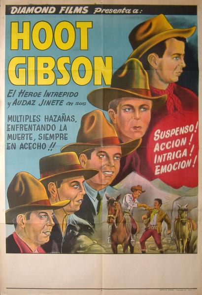 Image of Hoot Gibson - WG00223