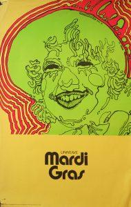 Image of Mardi Gras (Linweave) - WG00247