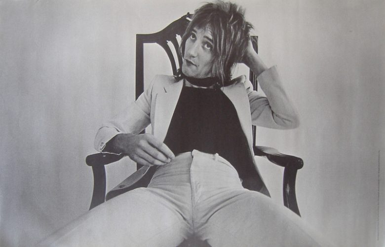 Image of Rod Stewart (Rolling Stone) - WG00255
