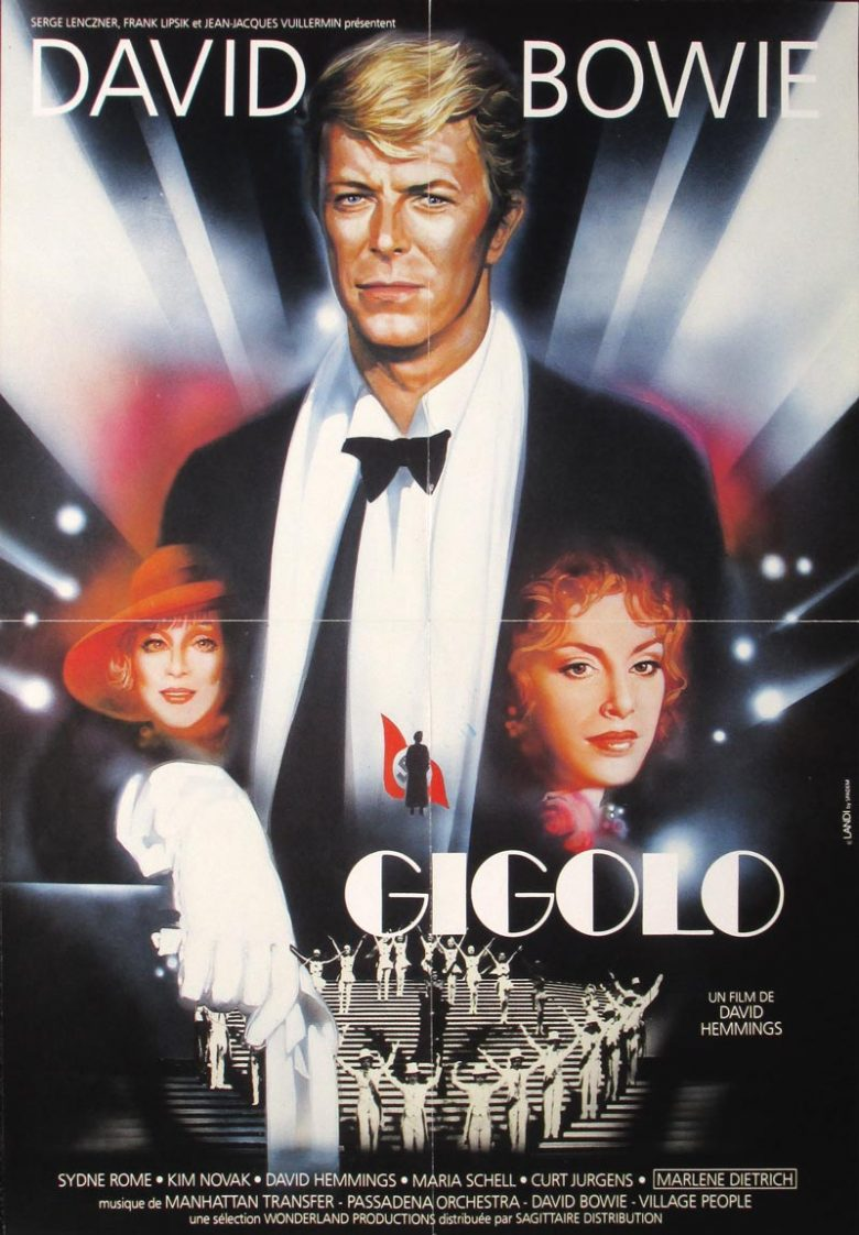 Image of Just a Gigolo (French) - MC00012