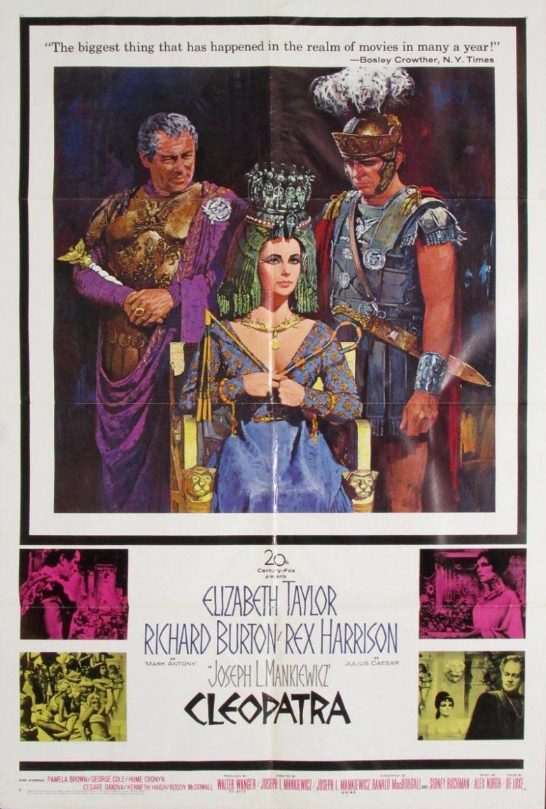 Image of Cleopatra - U.S. one sheet - MM00010