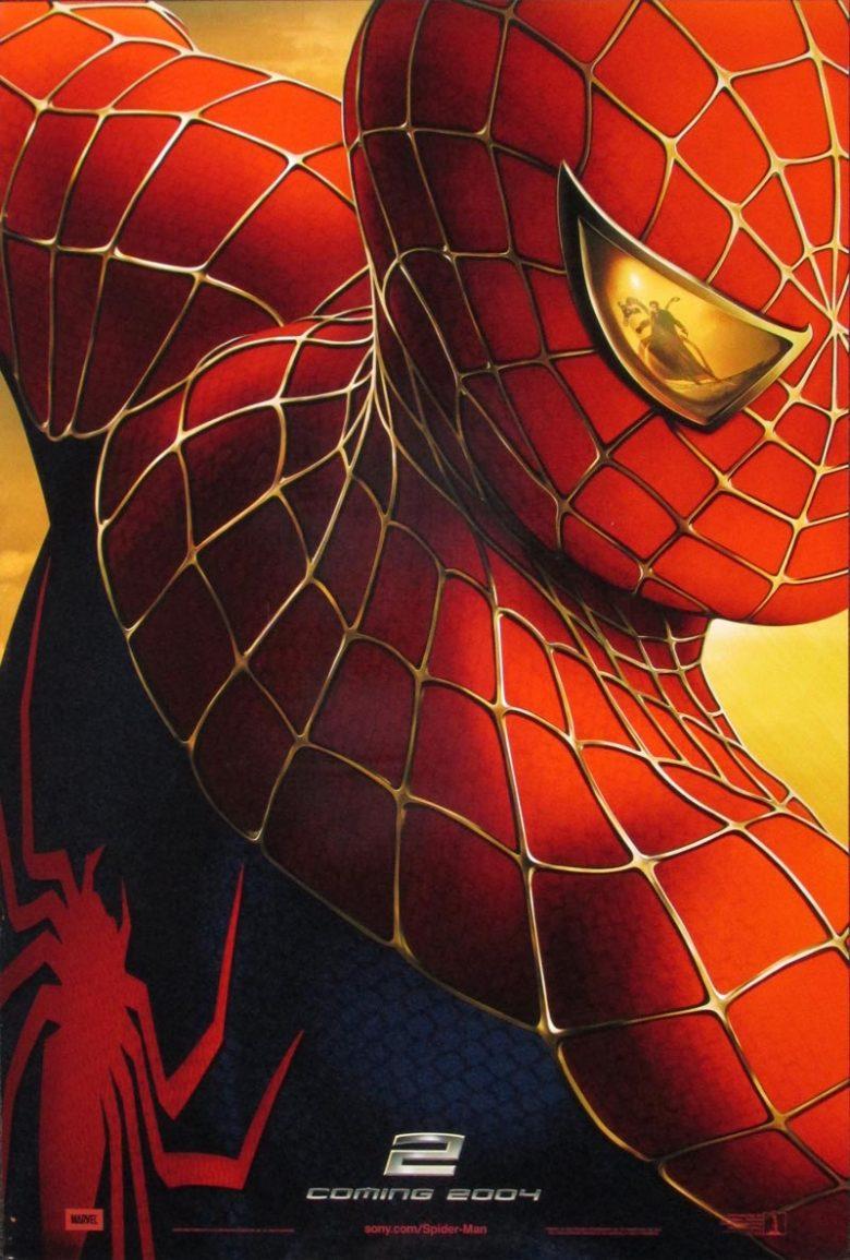 Image of Spider-Man 2 (Teaser) - Norwegian one sheet - MH00001