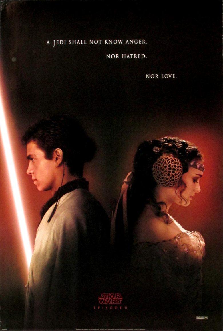 Image of Star Wars - Episode II: Attack of The Clones (Teaser) - U.S. one sheet - WG00276