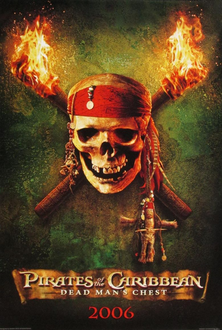 Image of Pirates of the Caribbean: Dead Man's Chest (Teaser) - U.S. one sheet - WG00278