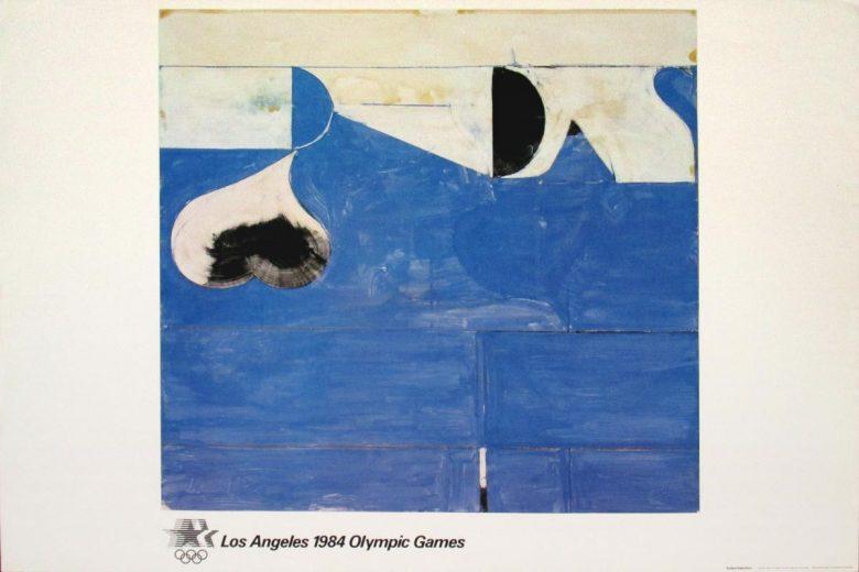 Los Angeles 1984 Olympic Games (Richard Diebenkorn) - WG00431