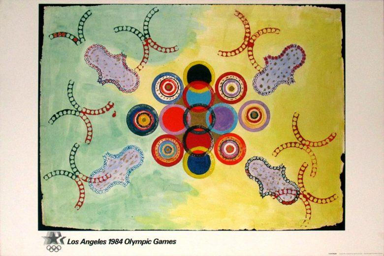 Los Angeles 1984 Olympic Games (Lynda Benglis) - WG00432