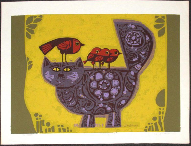 Dummy Cat (Violet) - DW00128