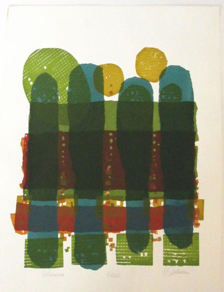 Columns (Cool) - DW00152