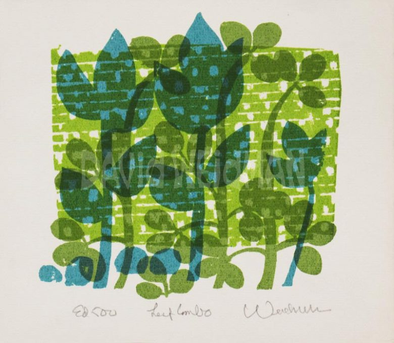 Image of Leaf Combo (Green) - David Weidman - DW00157