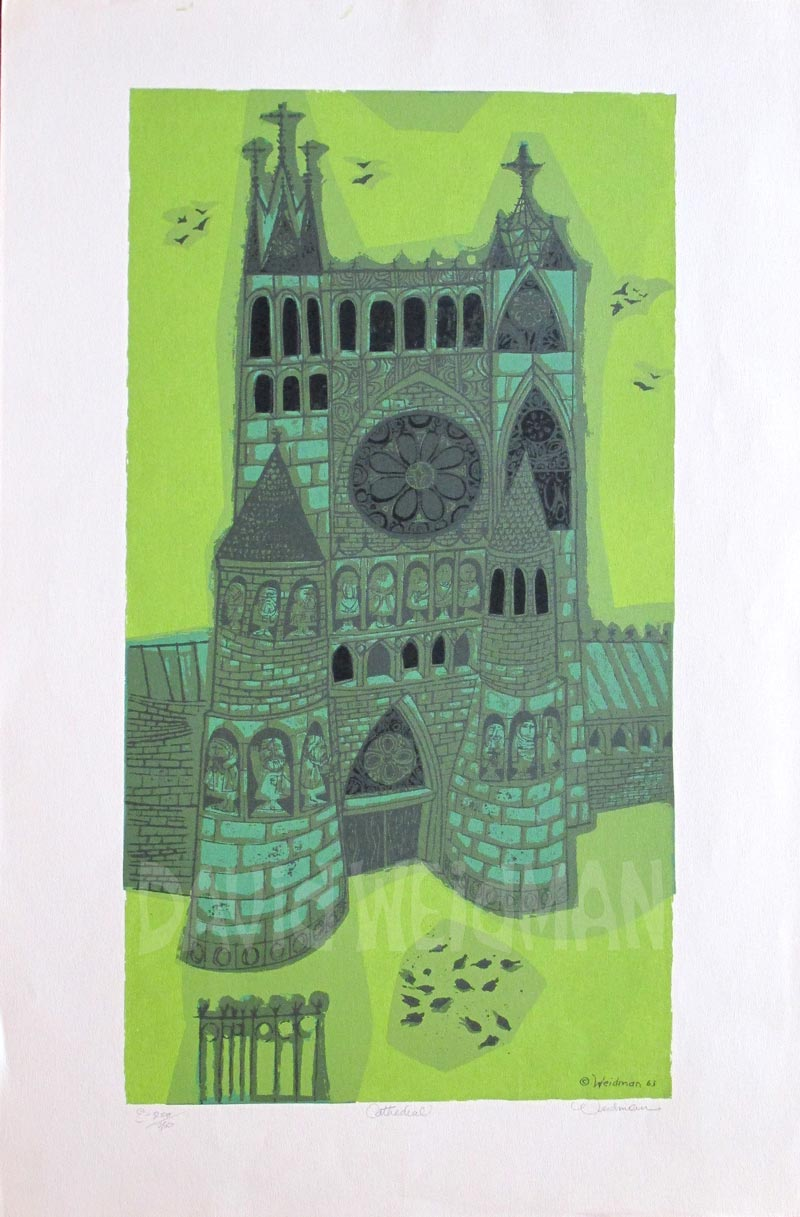Image of Cathedral - DW00182