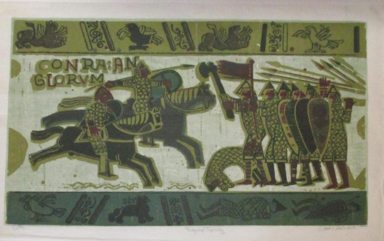 Bayeux Tapestry - DW00188