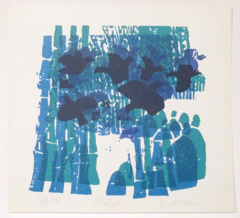 Flight (Blue) - DW00145