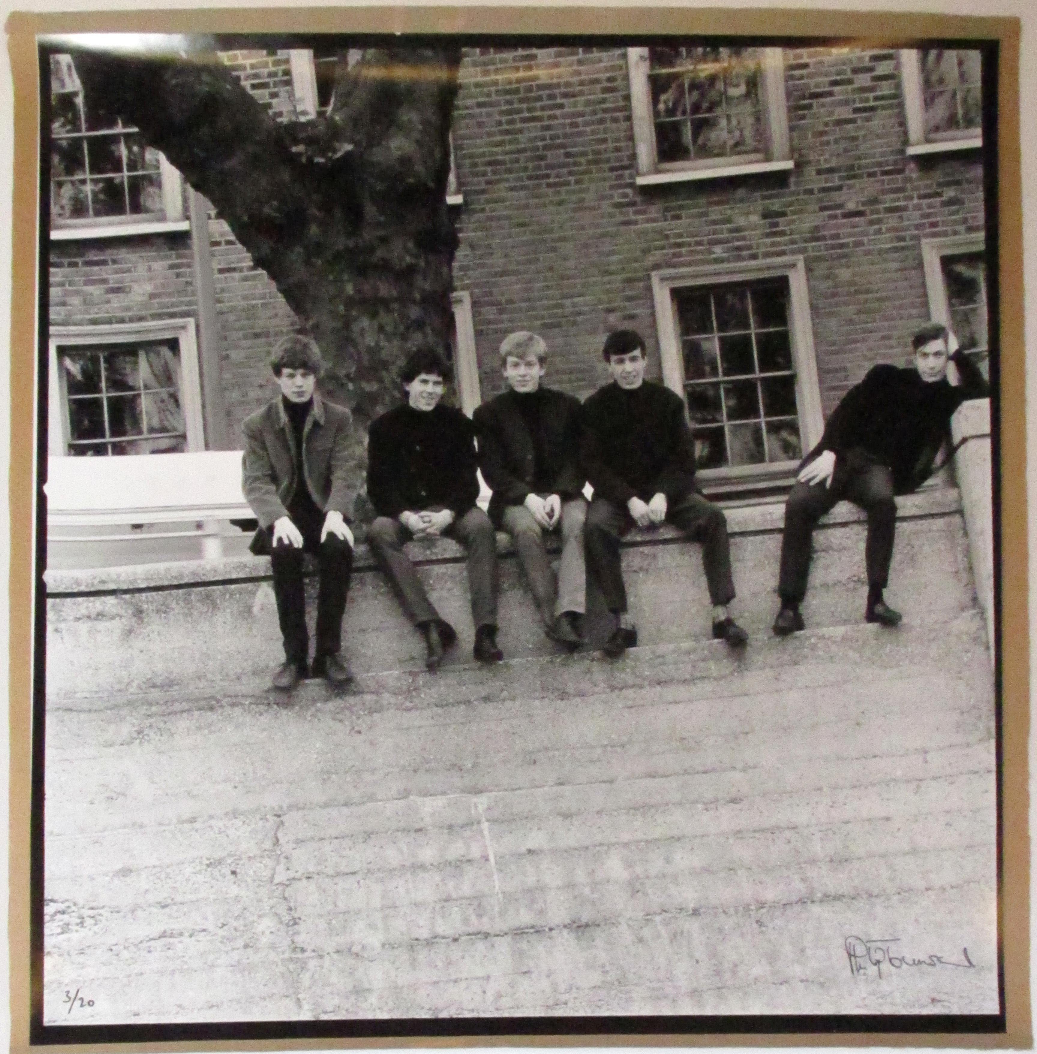 Rolling Stones - On the Wall - IFF0001