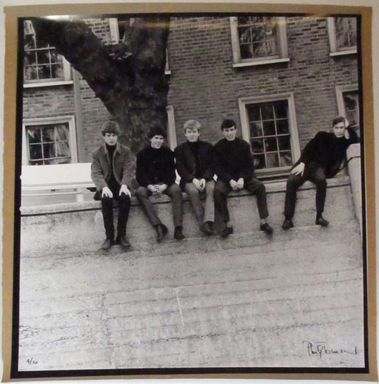 Rolling Stones - On the Wall - IFF0002