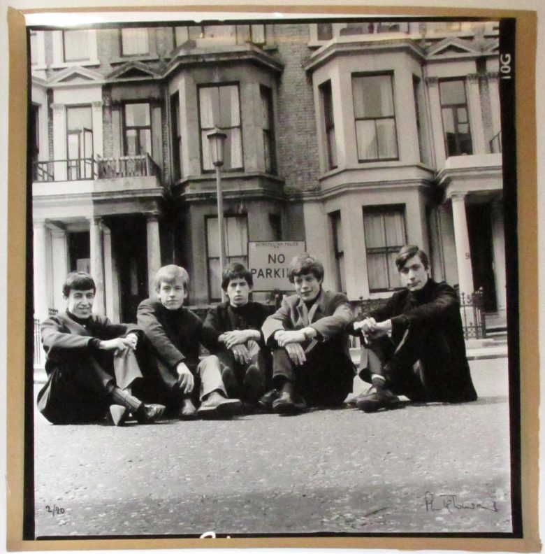Rolling Stones - No Parking - IFF0003