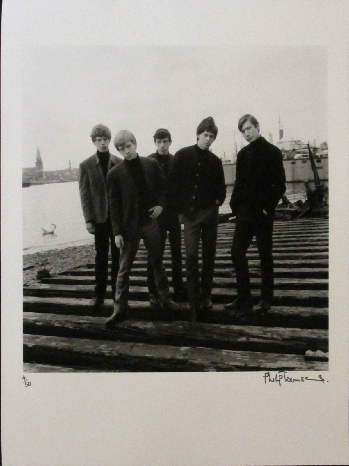 Rolling Stones - On The Docks - IFF0006