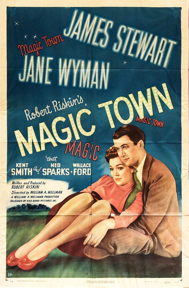Magic Town - WG00418