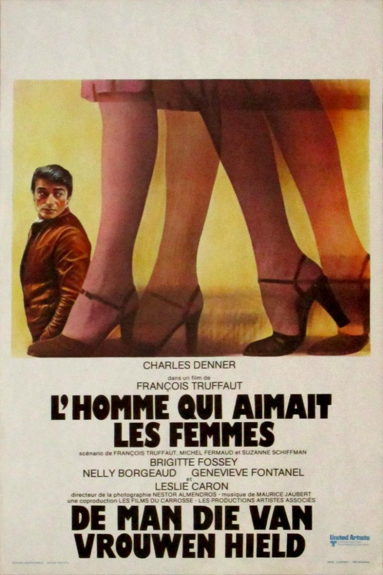 Image fo The Man Who Loved Women - Belgian one sheet poster - MC00018